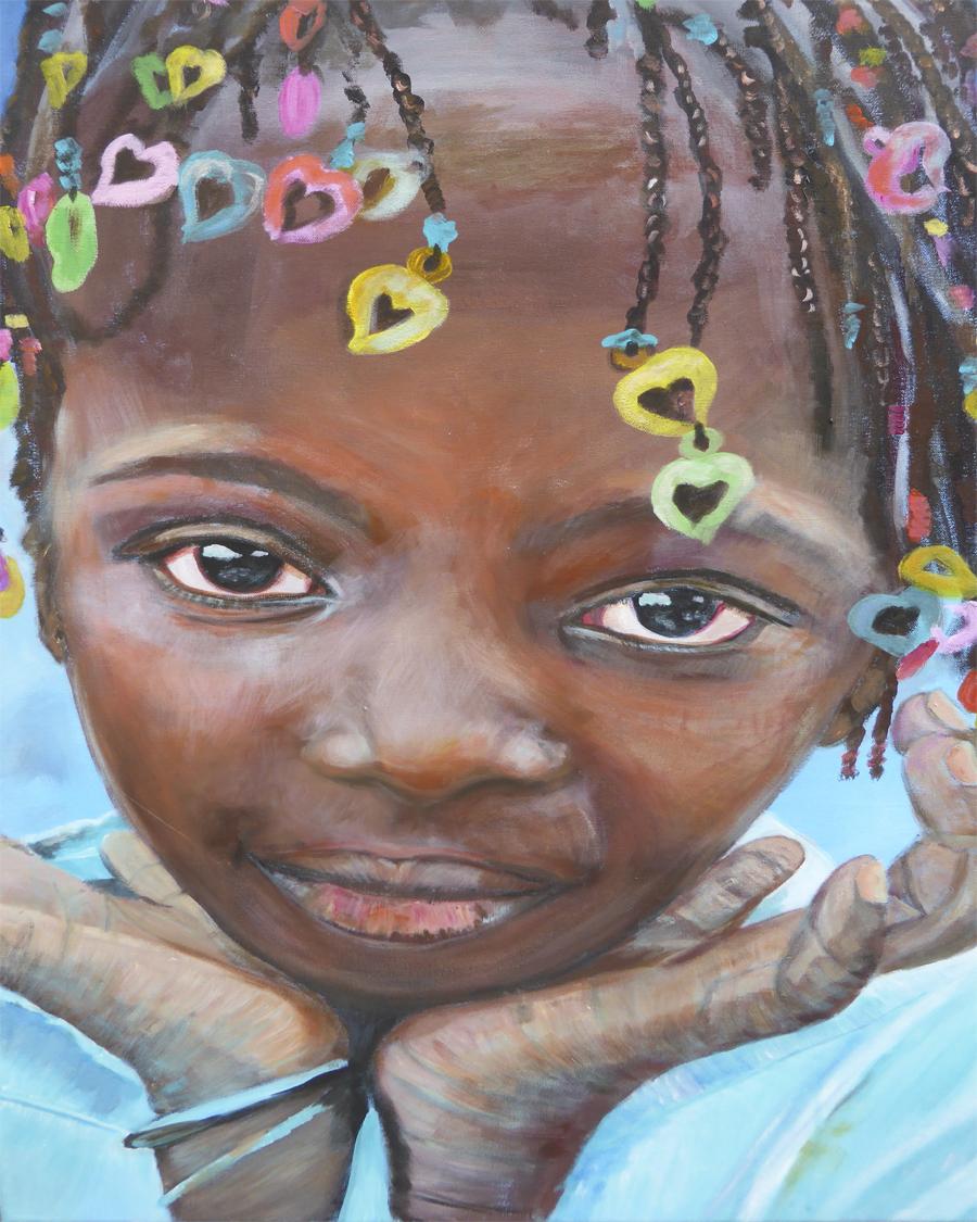 Afrikanisches_Mädchen